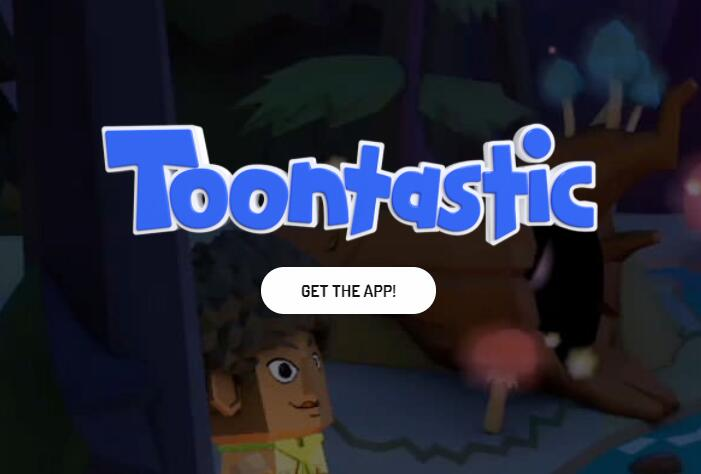 character rigging animation software TOP6 Toontastic
