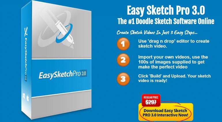 Best Doodle Video Maker - Easy Sketch Pro