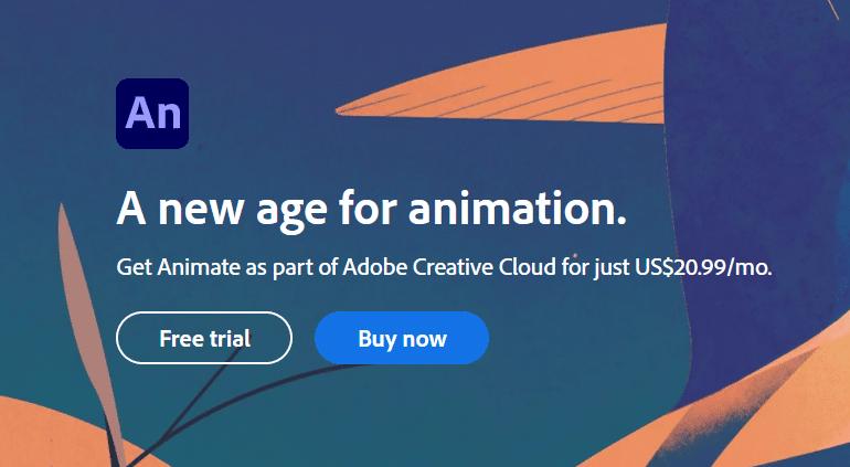 Best Whiteboard Animation Tool - Adobe Animate CC