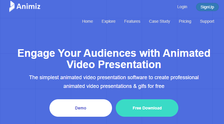 Best Whiteboard Animation Tool - Animiz