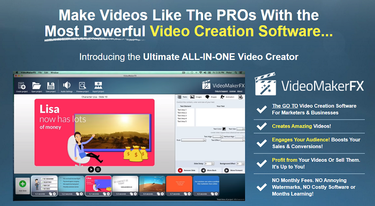 Best Whiteboard Video Maker - VideoMakerFX