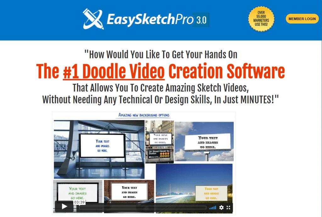 10.Easy Sketch Pro