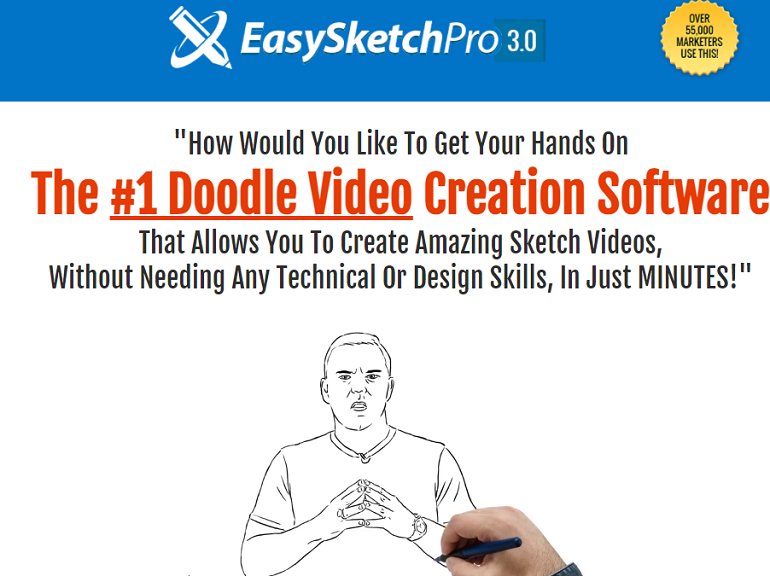 Make your own whiteboard explainer videos like a pro with easy whiteboard illustration software