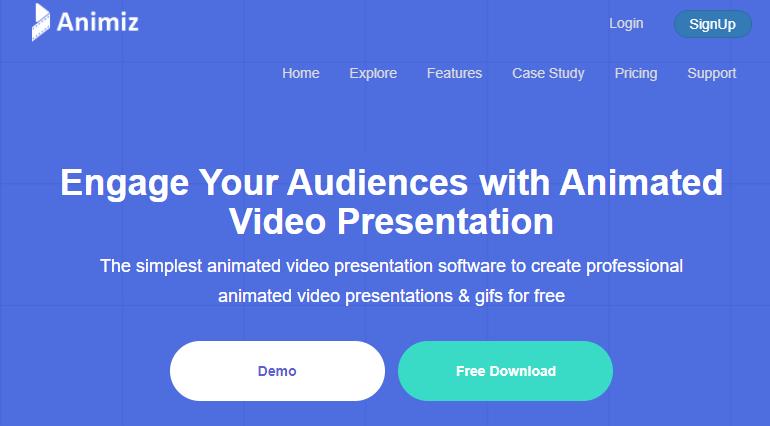 Free Doodle Video Maker - Animiz