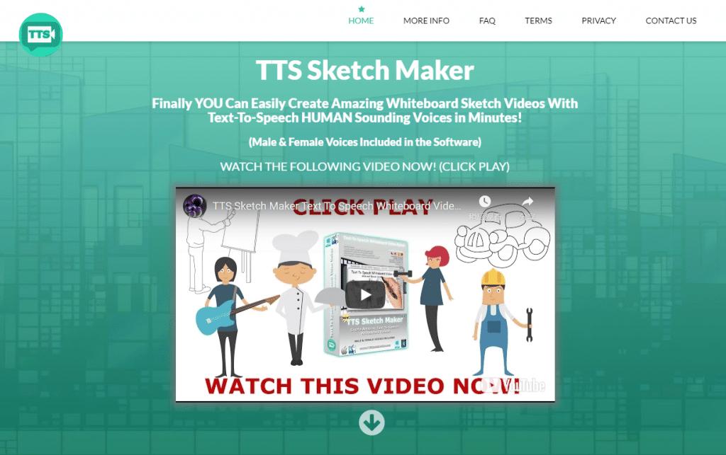 19.TTS Sketch Maker