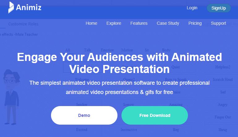 Top Free Whiteboard Animation Software - Animiz