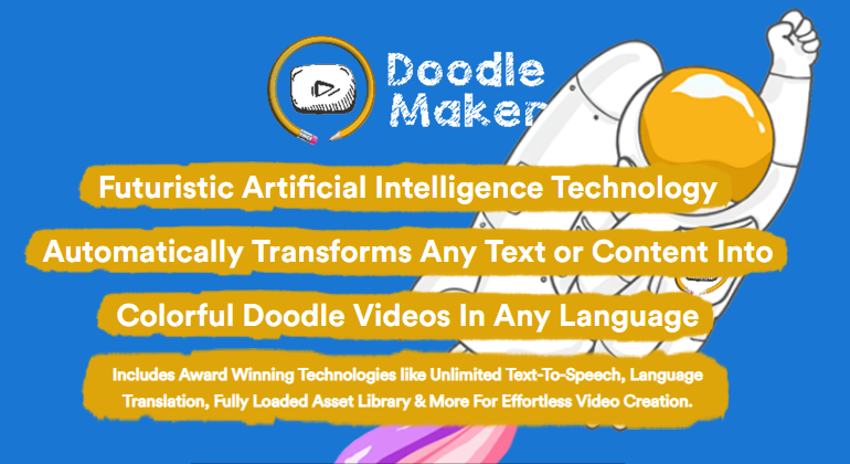 Top Whiteboard Animation Company - DoodleMaker