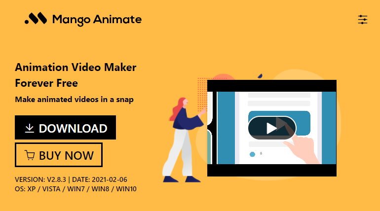 Top Whiteboard Video Software - Mango Animate Animation Maker