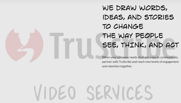 Top Whiteboard Video Software - TruScribe