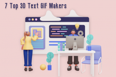 7 top text gif makers to create text gif simply